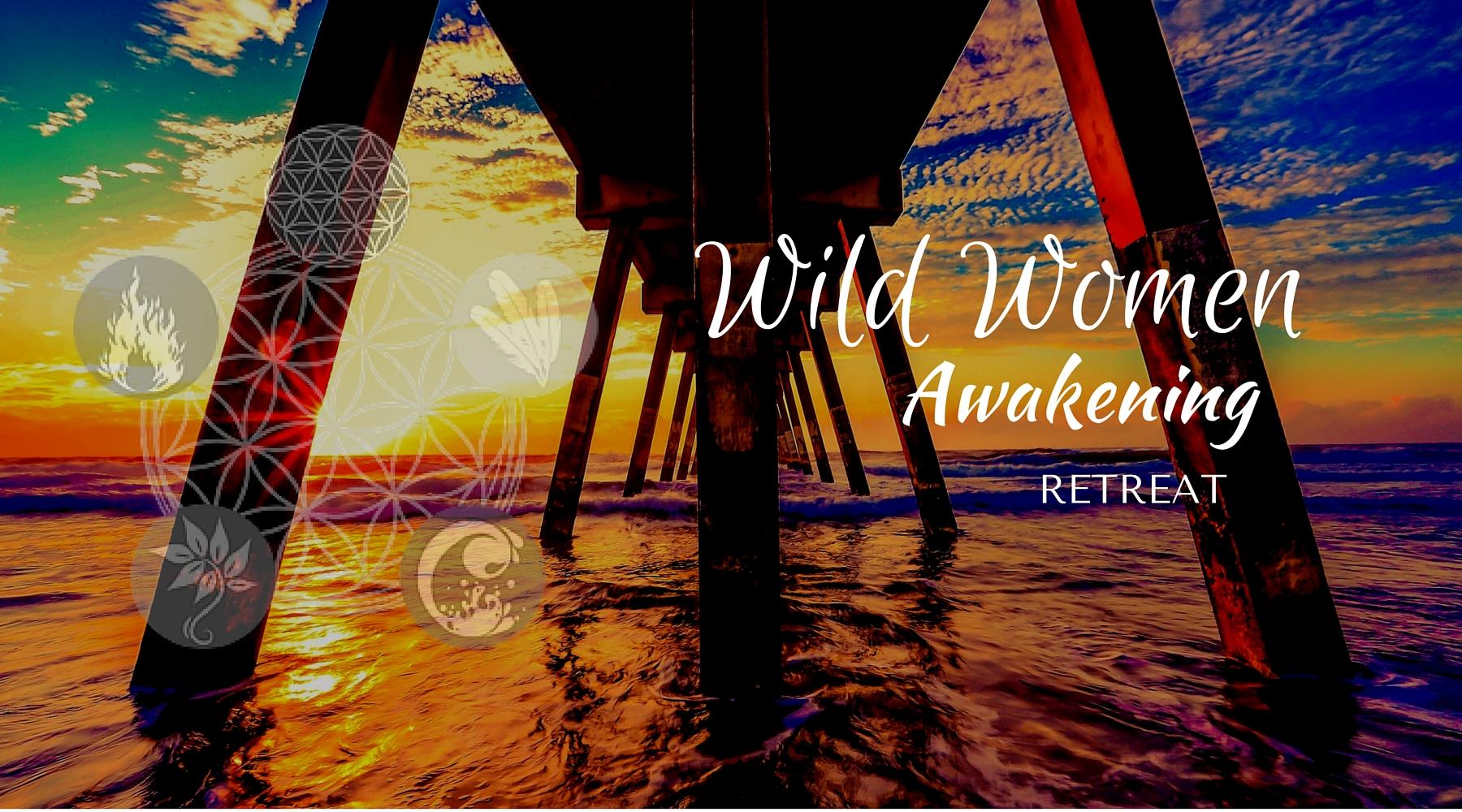 Wild Women Awakening Retreat Ad