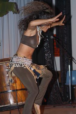 Malaika's african dance