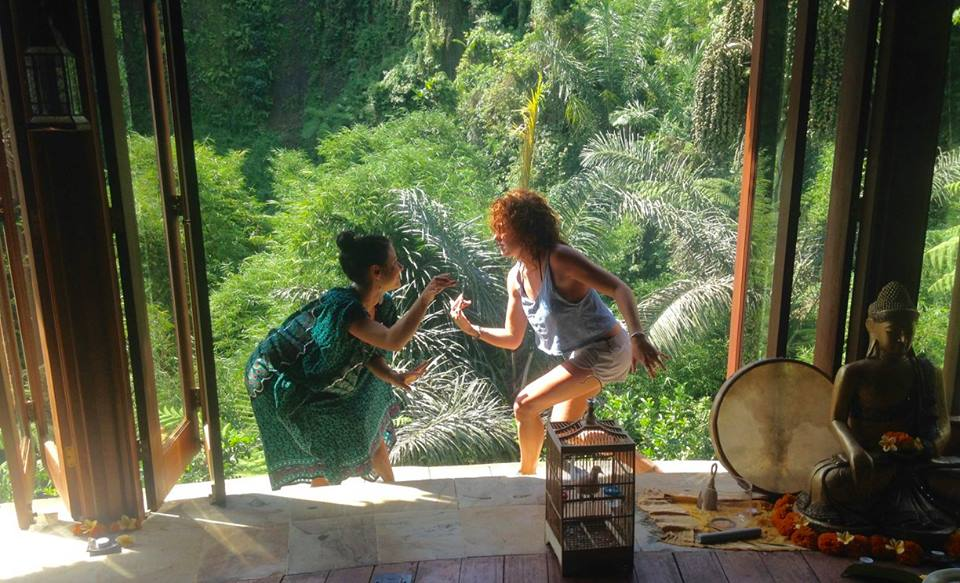 Ecstatic dance retreats in Bali