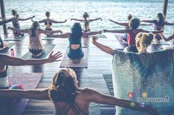 Yoga training in Bali