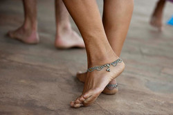 Elemental Feet dancing