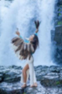 Malaika MaVeena Darville: Ecstatic Dance, Singing, Yoga, Retreat