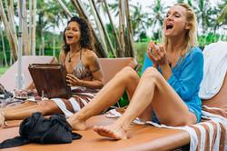 Singing Ecstatic Awakening. Bali