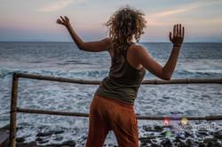 5elements dance in Bali