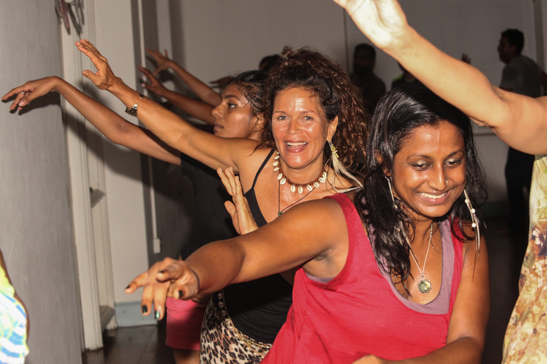 Malaika's african dance performance