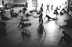 Yoga and Dance class