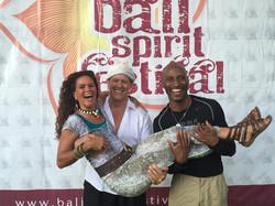 Bali spirit festival opening