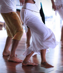 tap-dance practice
