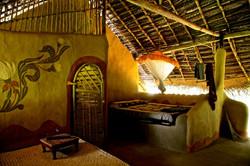 Yoga platform accommodation, Bali