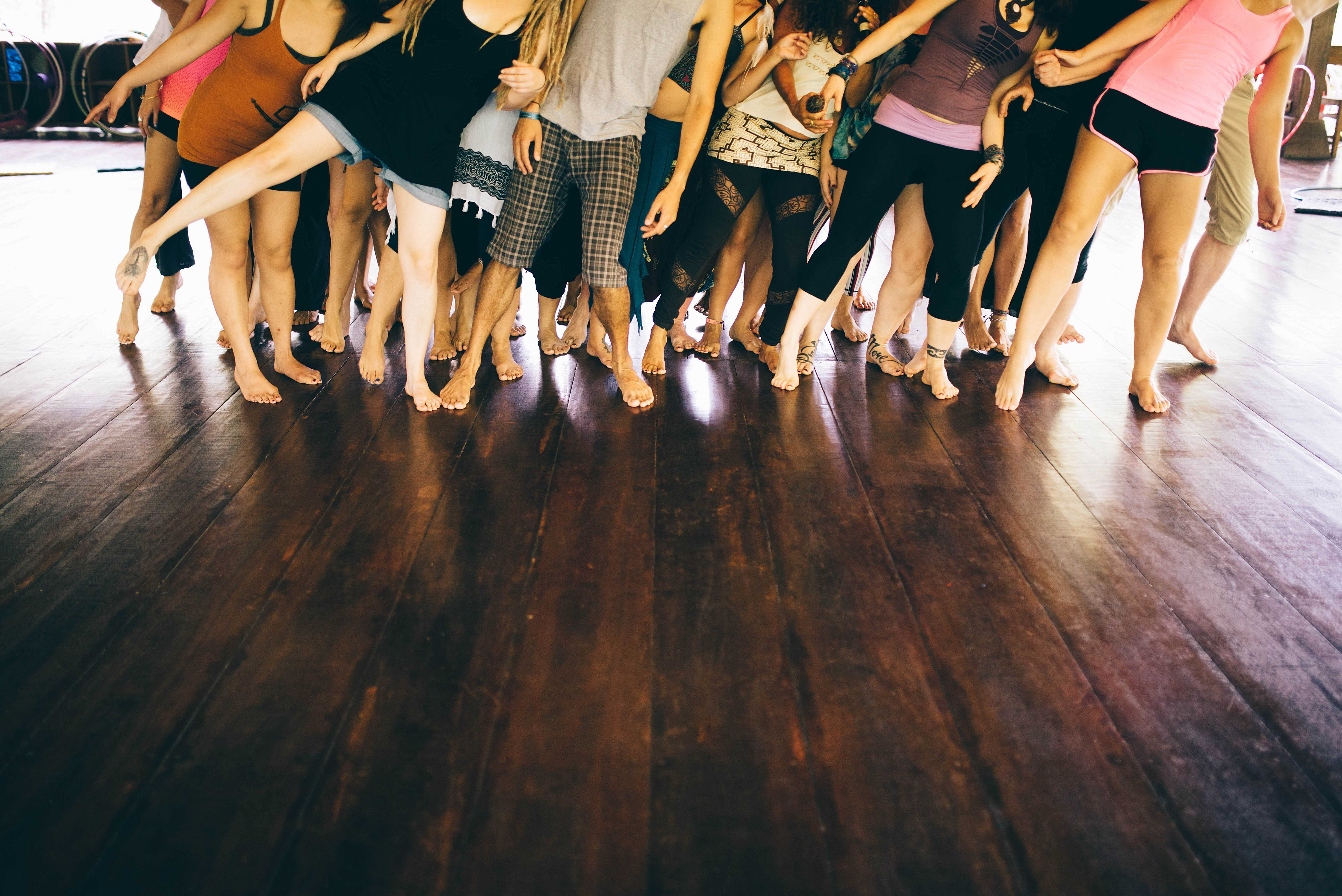 Ecstatic dance retreats in Bali