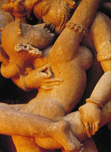 Ancient Tantra practice