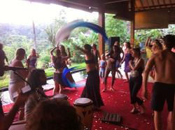 Bali Pndok wayu magic