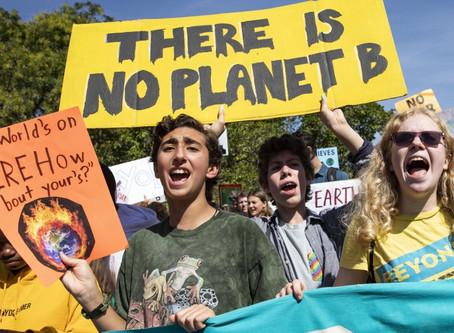 There is No Planet 'B'