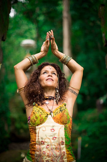 Malaika's performance for Yogini Goddess