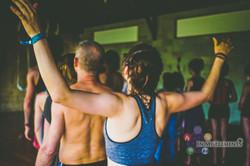 5elements dance training in Bali
