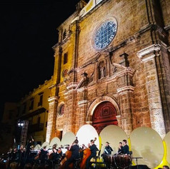 San Pedro CARTAGENA FESTIVAL Philharmonia Orchestra