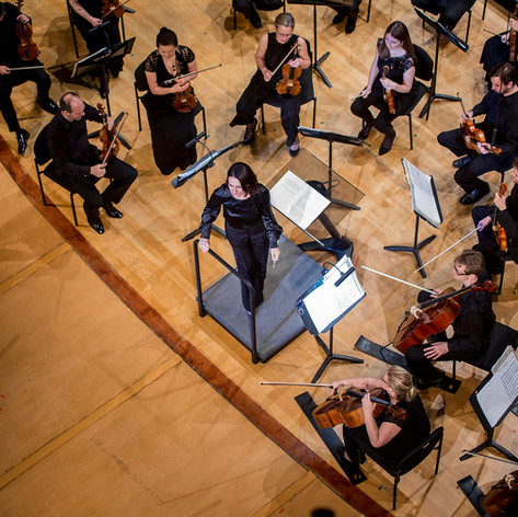 Concierto Inaugural CARTAGENA FESTIVAL Philharmonia Orchestra // Photo by Tico Angulo