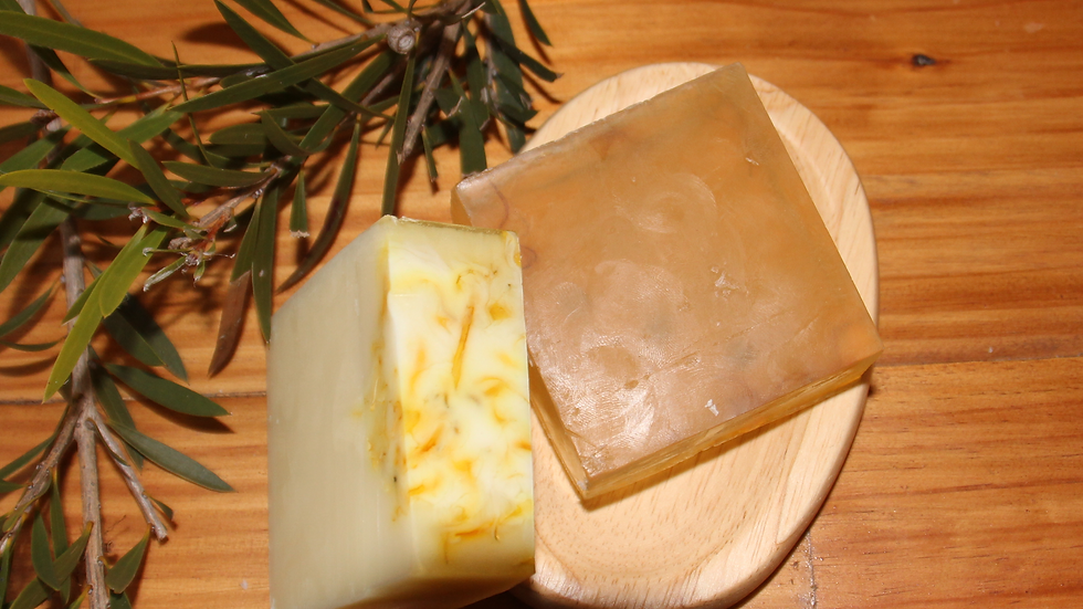 Orange Peel Soap - Palm Free