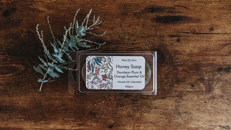 Honey & Davidson Plum Soap