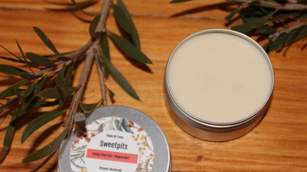 Sweetpits Organic Deodorant