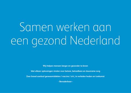 Status overzicht pfizer.nl