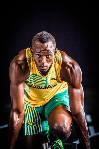 "SAMSUNG "" Usain Bolt"""