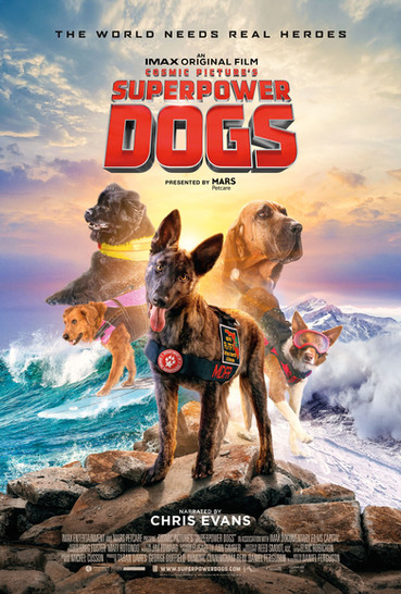Super Power Dogs IMAX