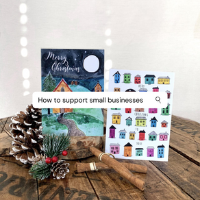 5 Ways You Can Support Small Creative Businesses