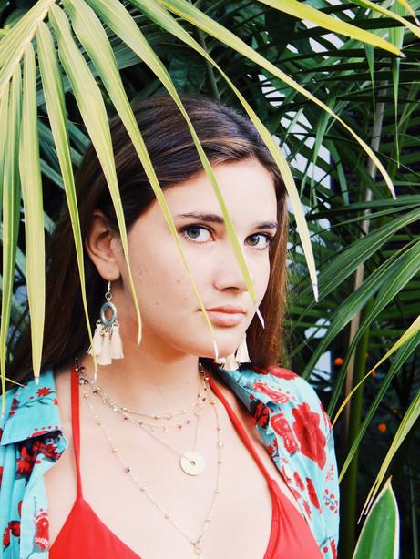 Olivia Tassels