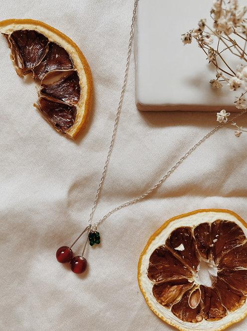 Claire Pendant Necklace