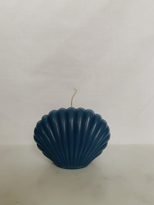 Recycled Shell Candle