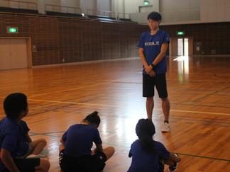 【9/6上石津】 9月1回目のスクール指導です!