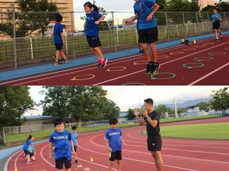 8月ROBLE kids活動記録part1‼