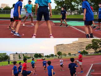 夏休みのROBLE kids活動!!