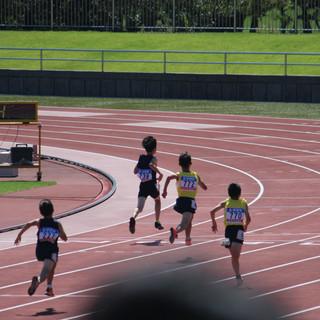 kids athlete