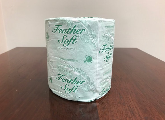 Toilet Tissue, 2 ply, 500 sheets/roll