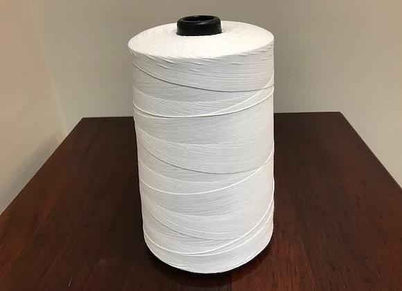 12/5 5# Spool 100% Polyester White