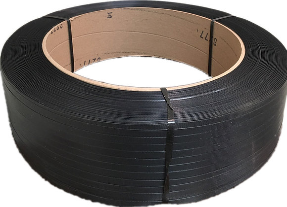 "1/2"" x 400# Polypropylene Strapping, Hand Grade, 16x6, 9000'"