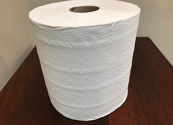 Centerpull White Towels - 2 ply, 660ft/roll