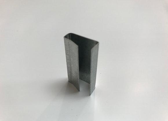 "5/8"" Metal Seal, Open, 2000/box"