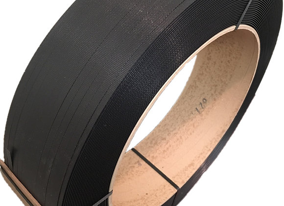 "1/2"" x 600# Polypropylene Strapping, Machine Grade, 8x6, 9000'"