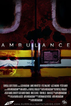 _AMBULANCE_ has just been accepted in th