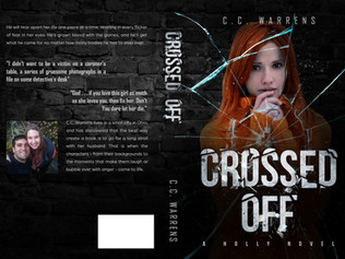 Crossed Off Book Cover