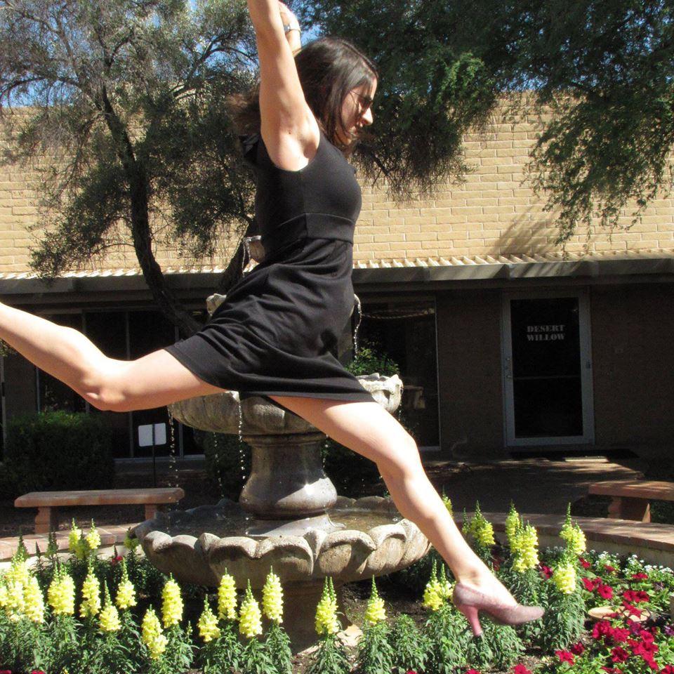 leap photo
