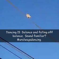 _Regrann from _feliceespinoza -  #uralwaysdancing #dailydance #danceasyoga #center4consciousmovement