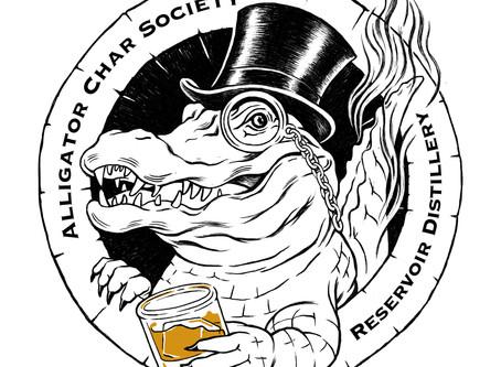 ANNOUNCING RESERVOIR'S ALLIGATOR CHAR SOCIETY - JOIN US!