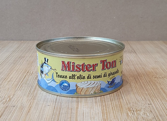 "Callipo ""Mr Ton"" Tuna in Sunflower Oil - 160g"