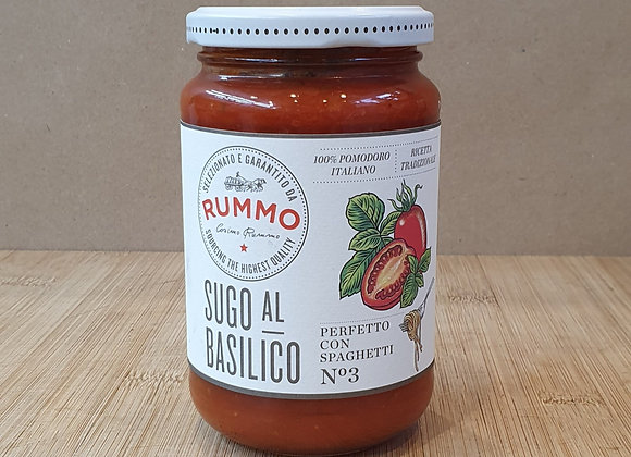 Rummo Tomato & Basil Sauce - 350g