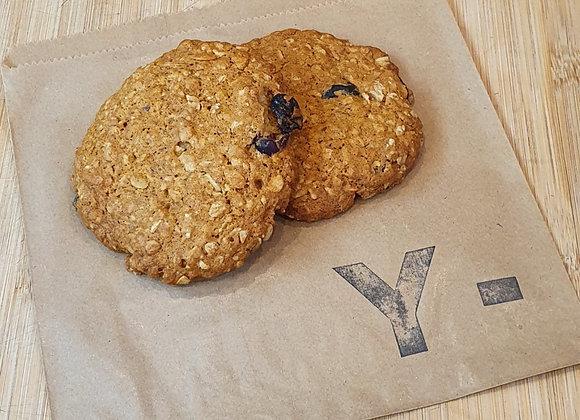 Vegan Oat & Sour Cherry Cookie