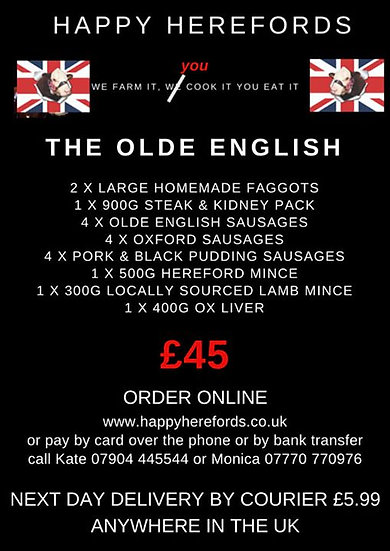 The Olde English